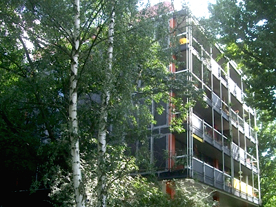 1976_Experimental Prefab Steel House Berlin Germany Jochen Brandi