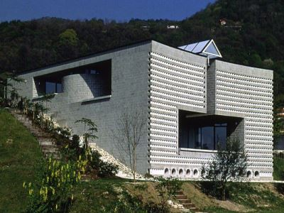1983_House Morbio Superiore Switzerland Mario Botta