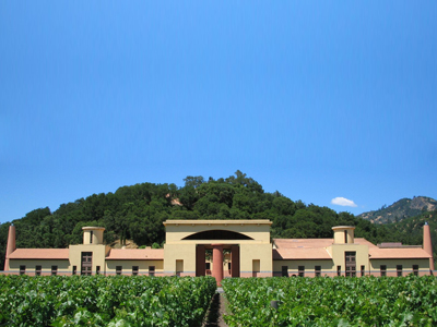 1987_Clos Pegase Winery Caligosta CA USA Michael Graves