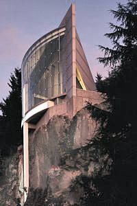 1991_Marilyn Moyer Meditation Chapel Portland OR USA TVA Architects