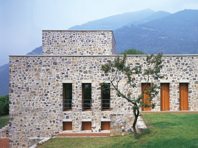1995_Single Family House Cene Italy Antonio Citterio Terry Dwan
