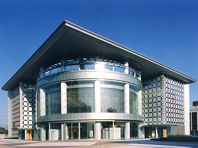 1999_City Library Culture and Art Center Kasugai Aichi Japan Yasui