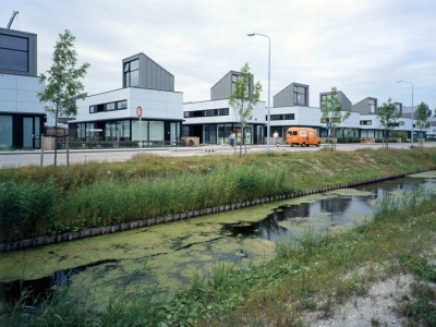 2003_Single Family Houses Vijfhuizen Netherlands Marjolijn and Pierre Boudry