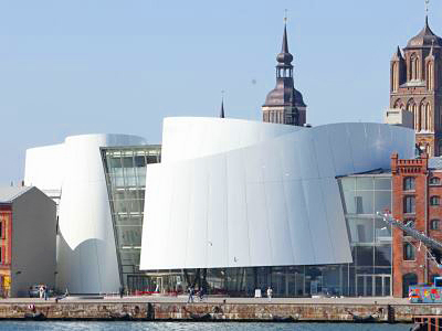 2008_Ozeaneum Stralsund Germany Behnisch Architects