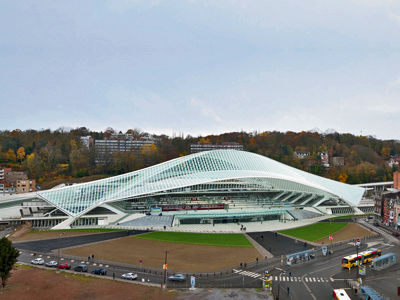 2009_Guillemins_TGV_Rail_Station