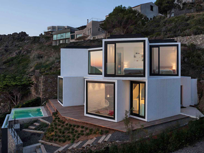2014_Sunflower House Port de la Selva Girona Spain Cadaval and Sola-Morales