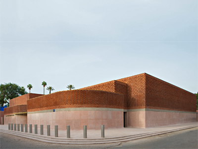 2017_Musee Yves Saint Laurent Marrakech Morocco Studio KO