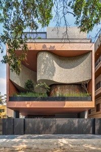 2019_Badari Residence Bengaluru India Cadence Architects