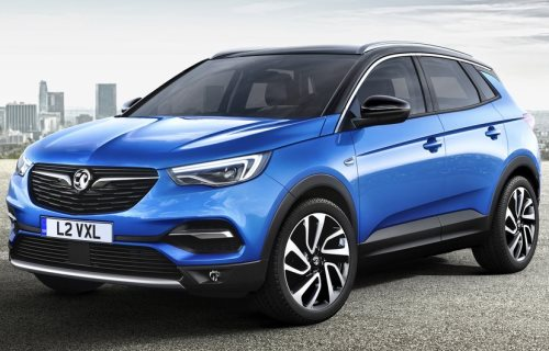 Opel and Vauxhall Grandland X