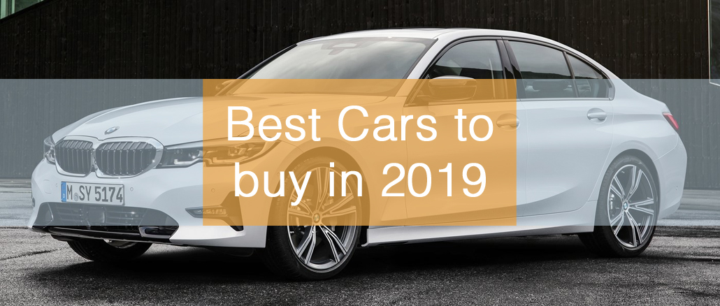 Best Cars to buy in 2019