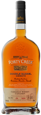 Canada Forty Creek Double Barrel Reserve