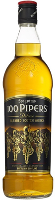 UK Blended 100 Pipers