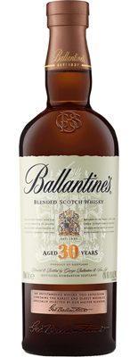 UK Blended Ballantines Aged 30 Years