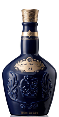UK Blended Royal Salute 21 Year Old