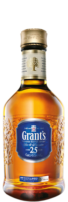 UK Blended William Grant Aged 25 Years