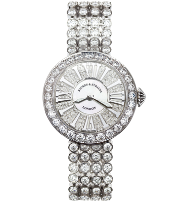 Backes and Strauss The Piccadilly Princess 37.0mm PC37MM.Princess.WG.DEXT.BLR Automatic TBA