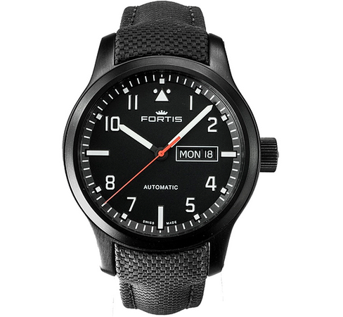 Fortis Aeromaster Professional 42.0mm 655.18.10 Automatic CHF 1.700.00