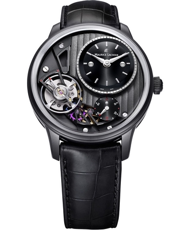 Maurice Lacroix Masterpiece Gravity 43.0mm MP6118-PVB01-330-1 Automatic CHF 10.500.00