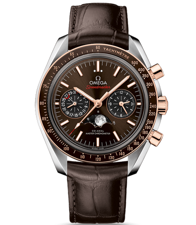 Omega Speedmaster Moonwatch Co-Axial Master Chronometer Moonphase Chronograph 44.3mm 304.23.44.52.13.001 Automatic USD 13.400.00