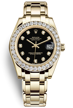 Rolex Pearlmaster 34 34.0mm 81298-0028 Automatic EUR 44.750.00