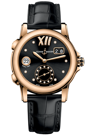 Ulysse Nardin Classico Lady Dual Time 37.5mm 3346-222 30-02 Automatic EUR 20.400.00