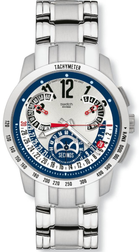 EUR 0.250,00 Swatch Time Planner YRS408G