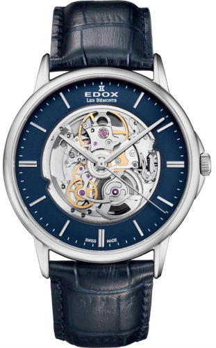 EUR 1.000,00 Edox Les Bemonts Shade of Time 853003 BUIN