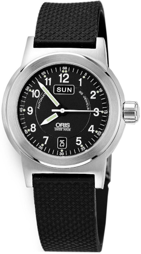 EUR 1.000,00 Oris BC3 Day Date 635 7500 41 64 RS Used