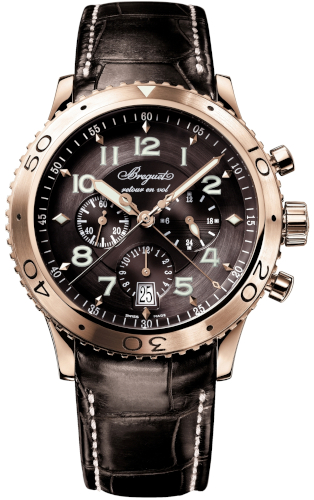 EUR 14.000,00 Breguet Type XXI Flyback Chronograph 3810BR-92-9ZU Used