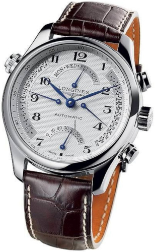 EUR 2.200,00 Longines Master Collection Retrograde Small Second L2.717.4.78.3
