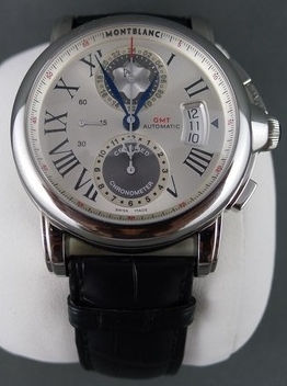 EUR 4.000,00 Montblanc Star Chrono GMT Limited Edition 36909