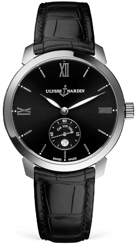EUR 7.500,00 Ulysee Nardin Classico Manufacture 3203-136-232 New