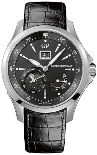 EUR 8.000,00 Girard-Perregaux Big Date and Moonphase 49650-11-631-BB6A